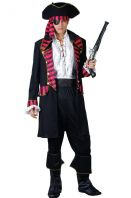 Deluxe Pirate Captain Costume (EM3231)